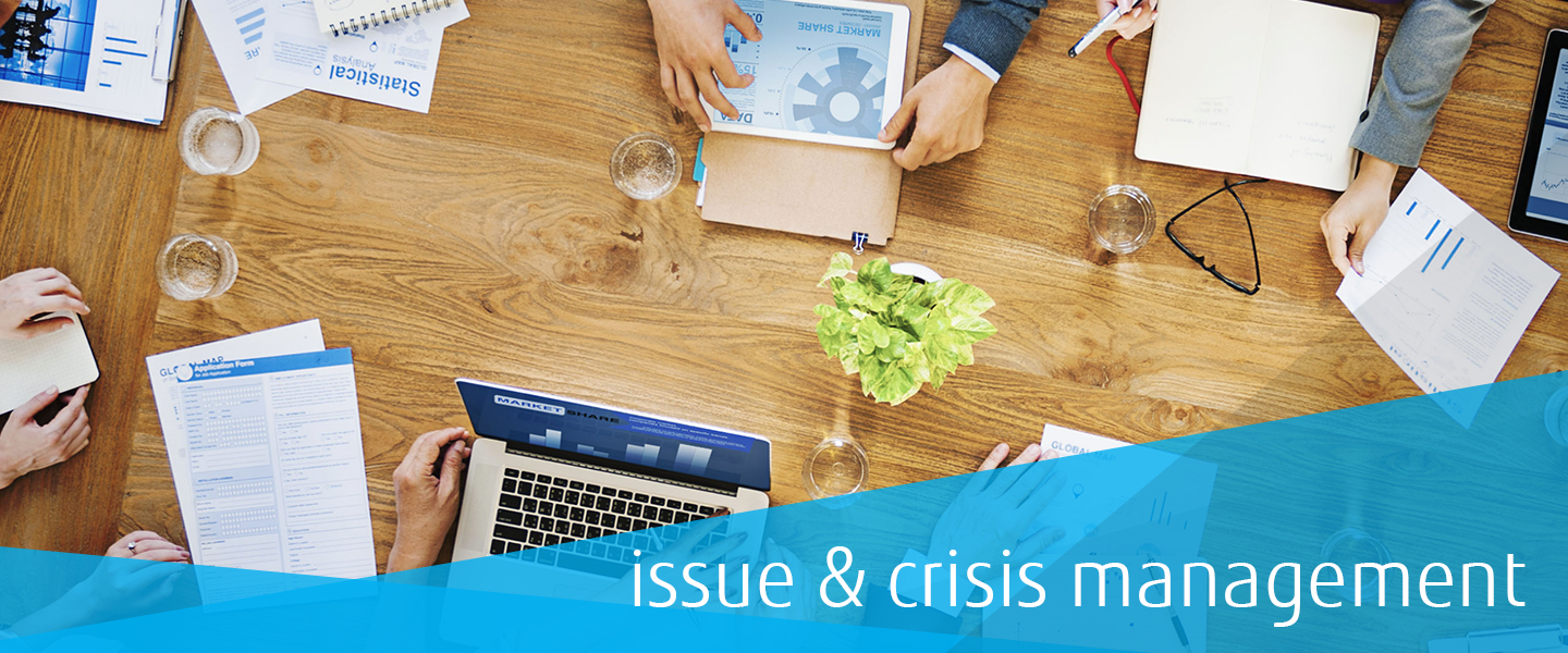 Issue and Crisis Management in Health Marketing and PR