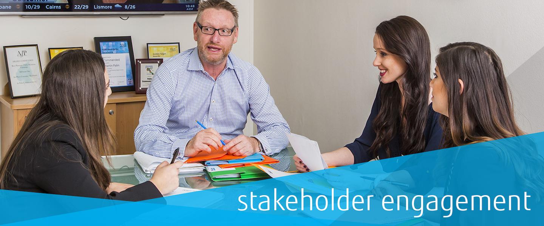 Stakeholder Engagement in Health PR