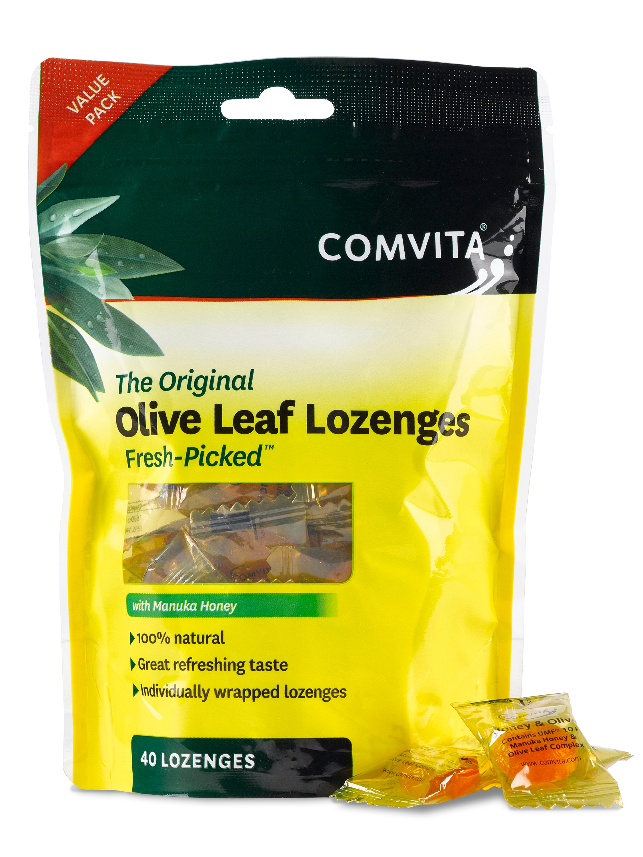 20262 Olive Leaf Lozenge spill.jpg