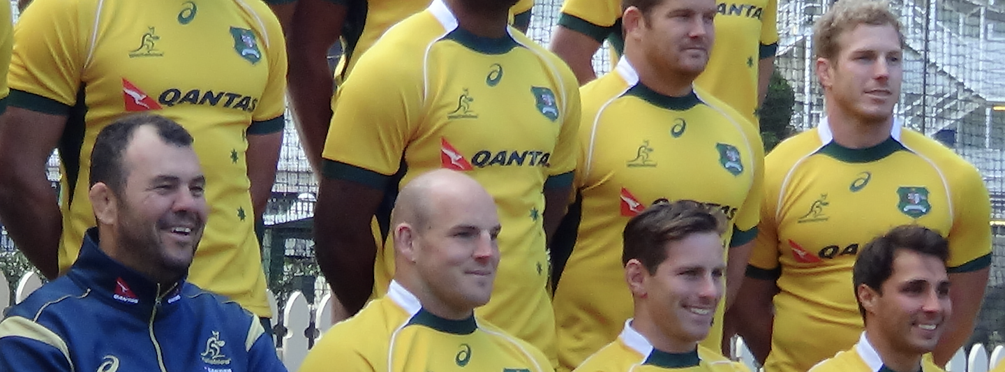 The Australian Rugby Union (ARU) and match sponsor Astellas teamed up with the Prostate Cancer Foundation Australia (PCFA)
