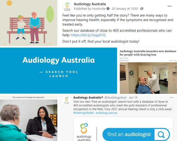 Audiology Australia