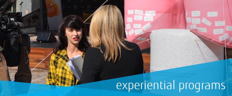 Experiential Programs