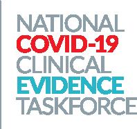 National COVID-19 Clinical Evidence Taskforce logo