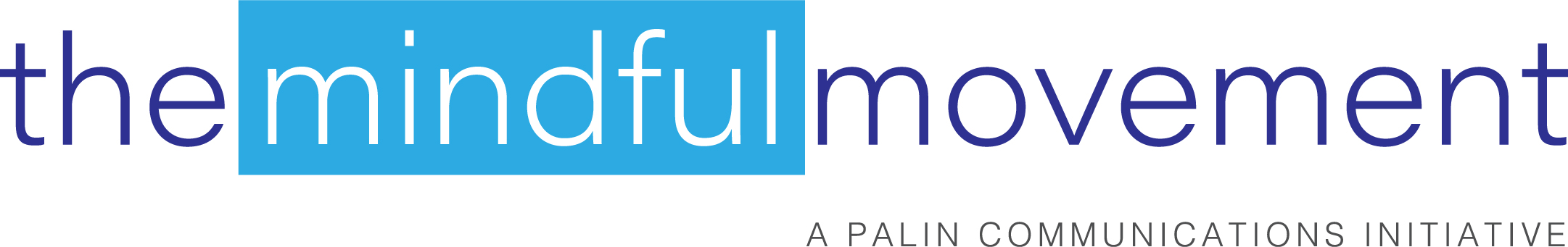 The Mindful Movement by Palin Communications